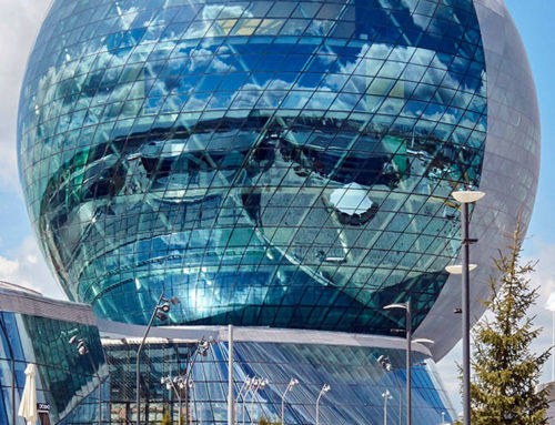 Padiglione del Kazakistan – Astana 2017